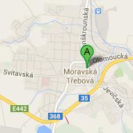 Kudy k nám v Moravské Třebové?
