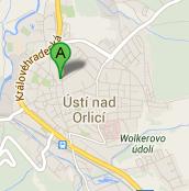 Kudy k nám v Ústí nad Orlicí?